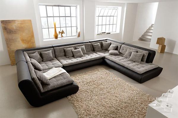 modern sofa