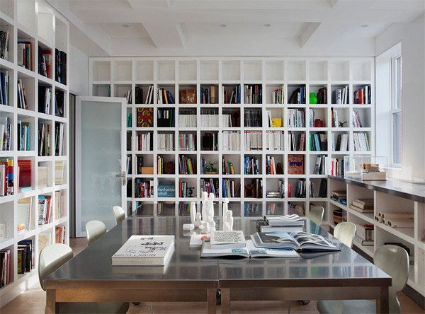 Awesome 20 Functional And Cool Designs Of Study Rooms Home Design Lover Largest Home Design Picture Inspirations Pitcheantrous