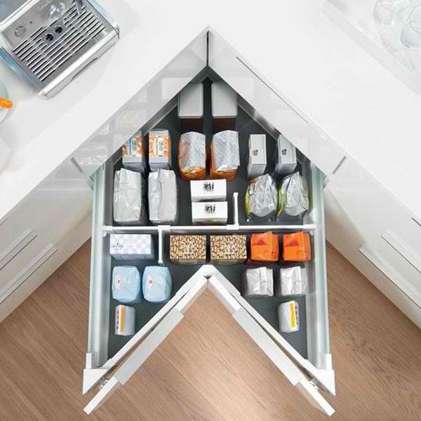 Kitchen Corner Kitchen Cabinet Solutions. Corner