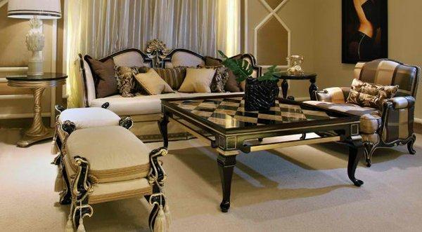 Italian Style - 20 Stunning Italian Living Room Furniture Home Design Lover
