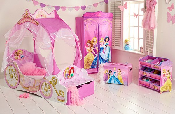 Disney Princess Full Bedroom Set. 20 Princess Themed Bedrooms Every Girl Dreams Of   Home Design Lover