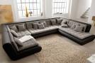 floor level sofa