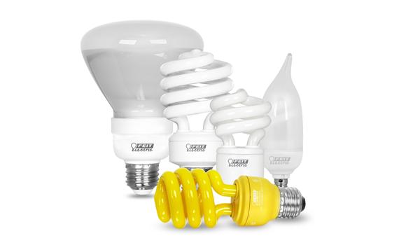 Use CFL lighting