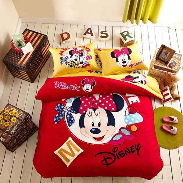 Mickey and Minnie Bedding Sets. 20 Invigorating Mickey and Minnie Bedding Sets   Home Design Lover