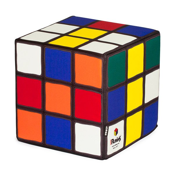 Rubik's cube furniture
