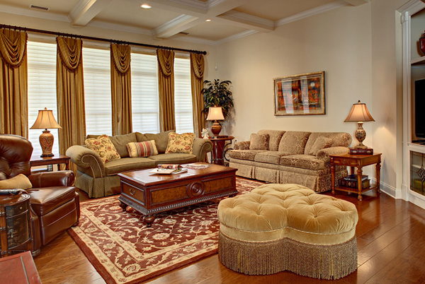 French provincial furniture - 20 Dashing French Country Living Rooms Home Design Lover