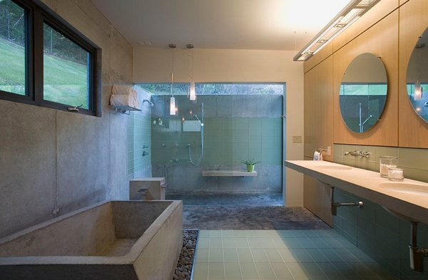 cool basement bathroom ideas  home design lover, Bathroom decor