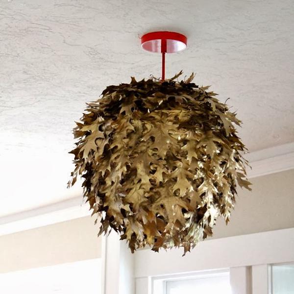Fallen Leaf Lantern
