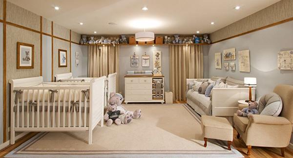 traditional nursery rooms design