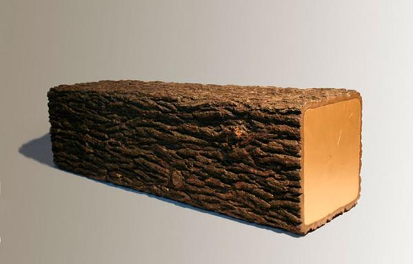 metallic elegant bark furniture