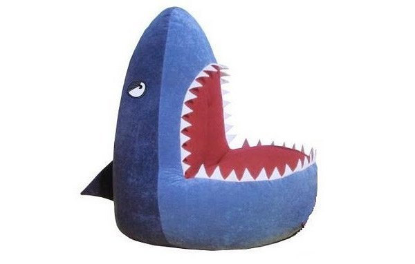 shark bean bags