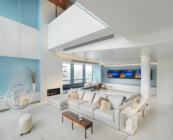 loft-like layout