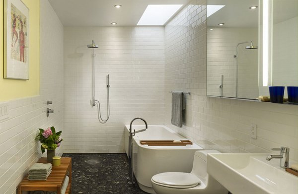 20 Cool Basement Bathroom Ideas | Home Design Lover