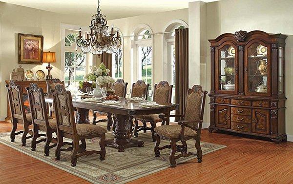 20 elegant designs of victorian dining rooms home design lover