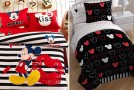 mickey bedding
