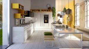 snaidero kitchen