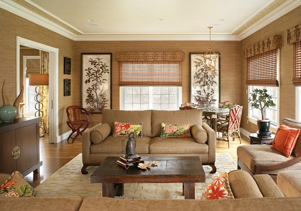 Chinese living room decoration. 20 Chinese Home Decoration in the Living Room   Home Design Lover