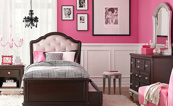 twin bedroom set designs