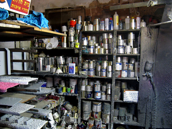 Recycled Waste Paint