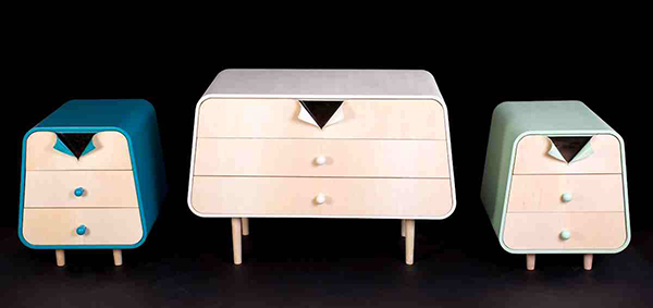 Pin-Up Inspired Furniture