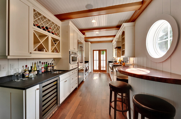 nautical kitchen design