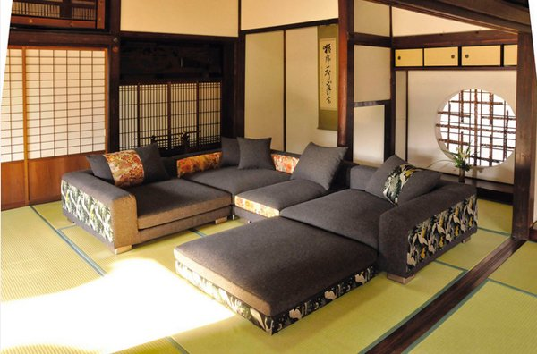 authentic Japanese space - 20 Japanese Home Decoration In The Living Room Home Design Lover