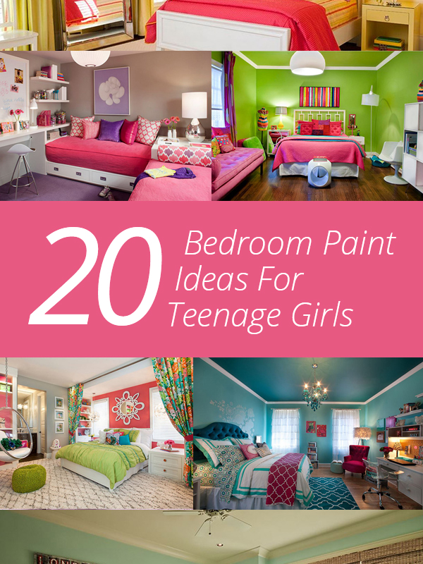 Bedroom Paint Ideas For Girls paint color ideas for teenage girl bedroom - moncler-factory