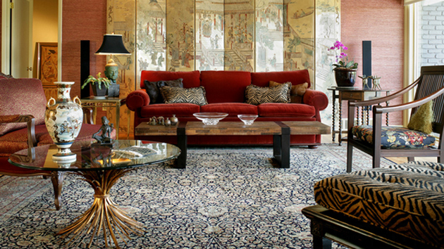 . 20 Chinese Home Decoration in the Living Room   Home Design Lover