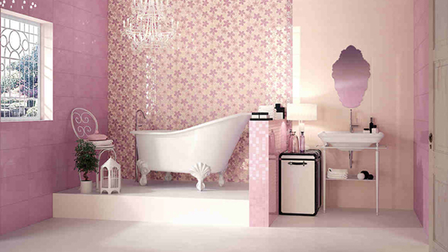 . 20 Lovely Ideas for a Girls  39  Bathroom Decoration   Home Design Lover