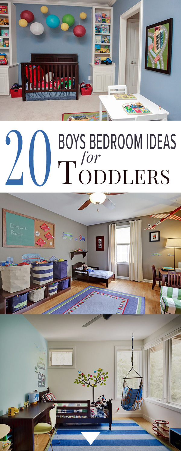 Toddler boys bedroom designs - Toddler Boys Bedroom Designs 58