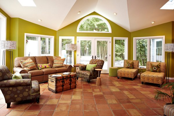 mexican living rooms - Mexican Interior Design Ideas