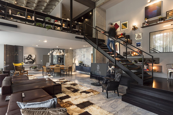 Contemporary Loft