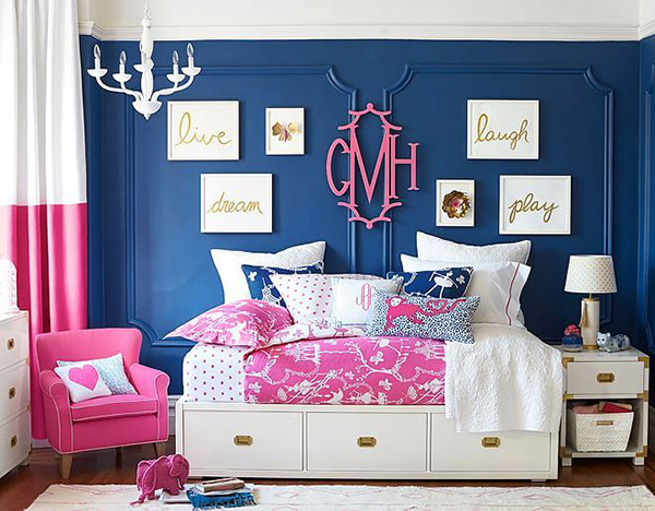 Gallery Wall. 20 Cute Bedroom Ideas You ll Surely Love   Home Design Lover