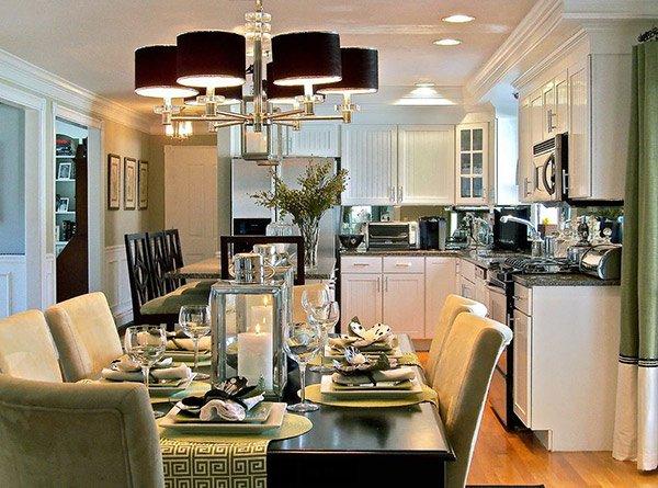 20 Fine Dining Table Setup | Home Design Lover