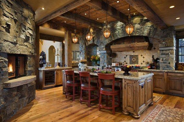 24 Beautiful Western Kitchen Decor Home Design Lover
