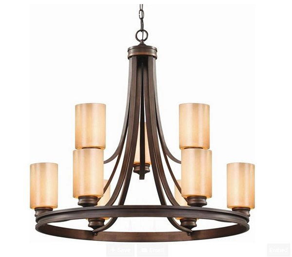 outdoor Light Chandelier