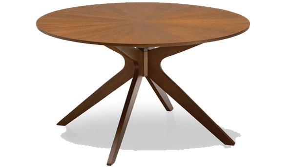 20 Irresistible 72 inch Wooden Round Dining Tables | Home Design Lover