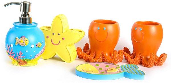 kids bathroom accessories for girls  home design lover,