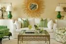 white green livingroom