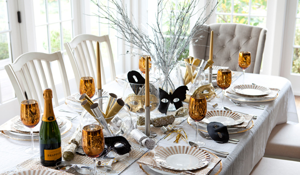 10 Tips For A Beautiful And Inviting Dining Table Set-Up | Home
