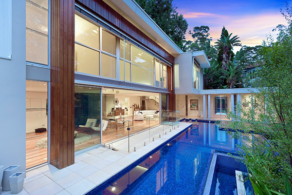 The Wahroonga House