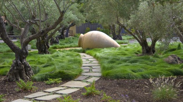 Garden design garden design with landscaping with ornamental grass garden design with landscaping ideas using grass plants home design lover with herb garden container from workwithnaturefo