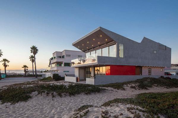 Silver Strand Beach House