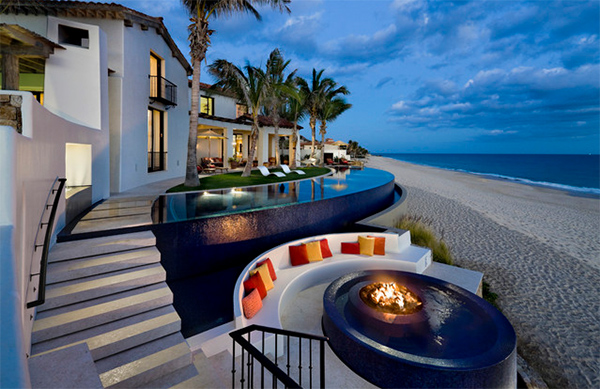 beachfront swimming pools