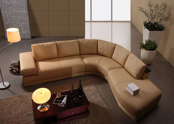 11. High End Italian Leather Living Room Furniture - 20 Modern Leather Living Room Furniture Home Design Lover