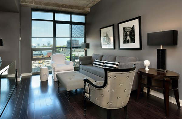 condo living areas design - Condo Design Ideas