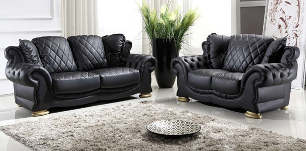 High Quality Living Room Furniture. Email; Save Photo. leather living room - 20 Modern Leather Living Room Furniture Home Design Lover