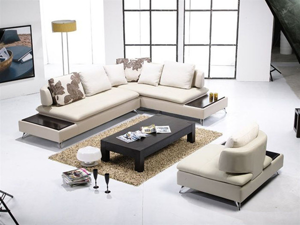 14. Luxurious Italian Leather Living Room Furniture - 20 Modern Leather Living Room Furniture Home Design Lover
