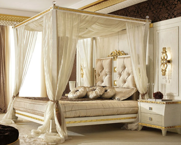 canopy queen bed sets 2