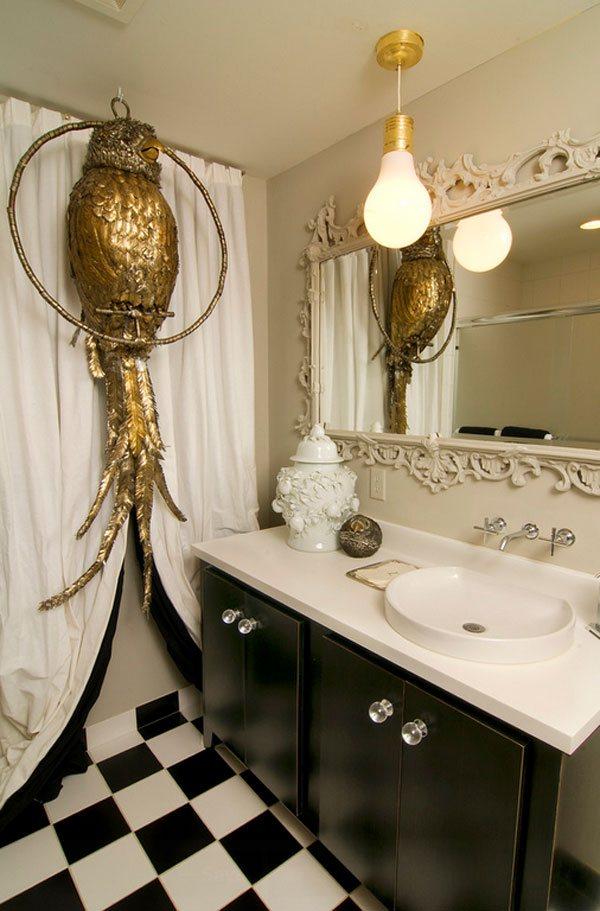 Fine Kitchen Bath And Beyond Tampa Thick Kitchen And Bath Tile Flooring Rectangular Standard Bathroom Dimensions Uk Bath Vanities New Jersey Old Best Bathroom Tiles Design BlueRebath Average Costs 22 Eclectic Ideas Of Bathroom Wall Decor | Home Design Lover
